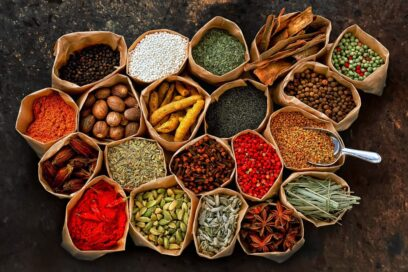 سبزی خشک و خشکبار فردوس ناب dried herbs dried vegetables