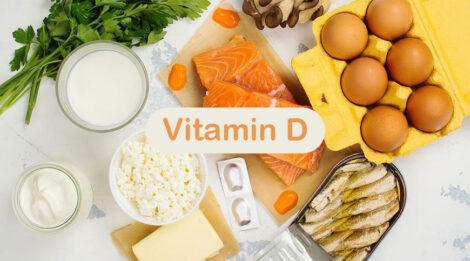 ویتامین د سبزی خشک