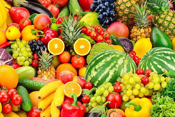 سمزدایی بدن با میوه ها و سبزیجات بهاره