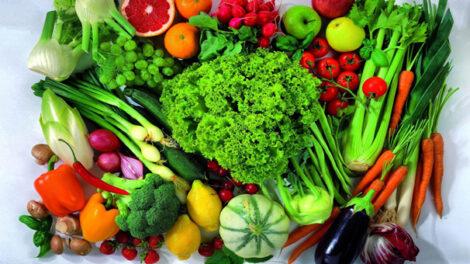 سبزی خشک ناب، فواید مصرف میوه و سبزی