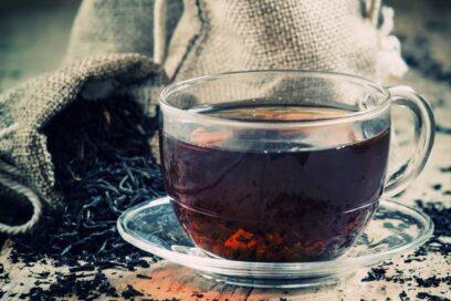 سبزی خشک ناب، چای سیاه.