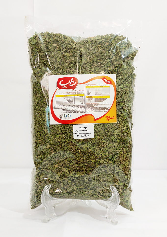 سبزی پونه 250 گرم